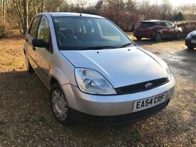 2004 Ford Fiesta 1.6 Petrol Automatic, Mileage 44000, 11 Months MOT •£1350•
