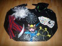 Kids Fancy Dress Costume Pack