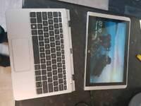 Hp x2 laptop tablet