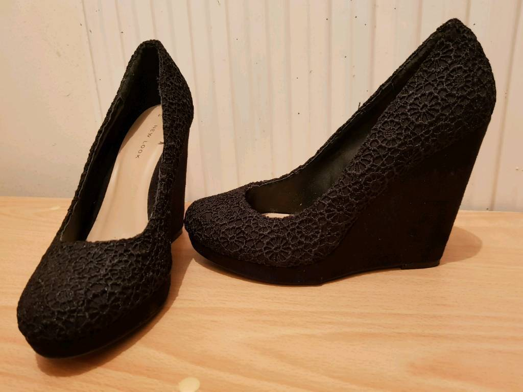 Size 6 newlook shoes