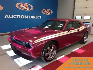 2010 Dodge Challenger R/T 5.7 HEMI! CHIPPED! AMAZING SHAPE!
