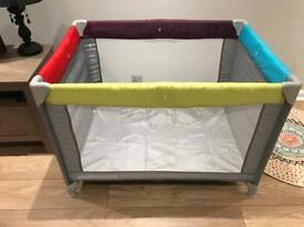 Gone sold! Travel cot