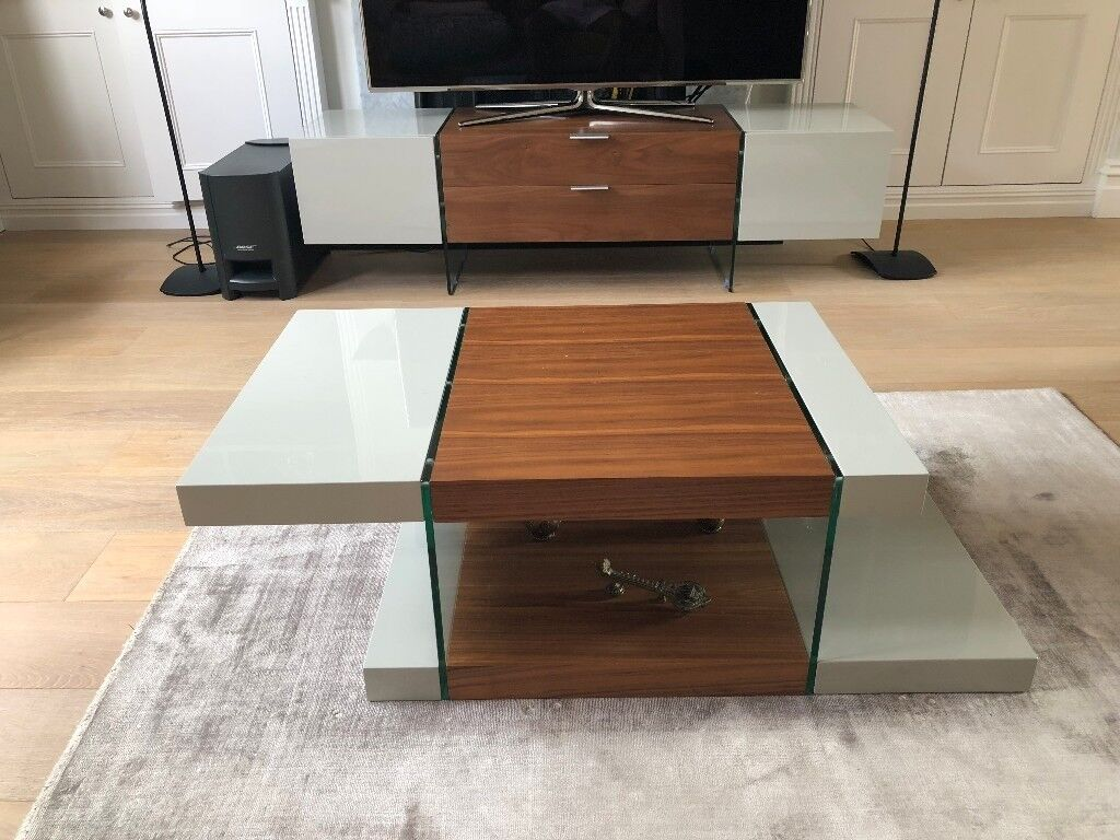 Tv Table Coffee Table From Dwell Treble Range In South East London London Gumtree