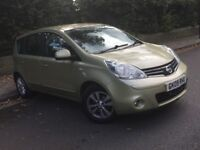 *Cheapest 2009 Facelift* Nissan Note Acenta Auto Bluetooth AC Aux MPV Small Family Car Automatic