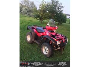 2007 Honda TRX500 Rubicon Canadian Trail Edition