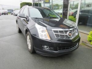 2011 Cadillac SRX SRX4 AWD W/ LEATHER & PANO MOONROOF