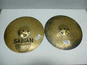 Sabian Hi-Hat Cymbals - We Buy And Sell Musical Instruments - 117448 - AL412404