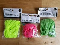 Job lot of 65 packs Trainer laces RRP £195