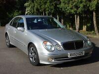 Mercedes Benz E Class E270 CDI, 2 Years Warranty, Automatic auto Diesel Avantgarde, c s class bmw