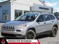 2016 Jeep Cherokee Sport 4X4 | V6 | HEATED SEATS | BACK UP CAM Fredericton New Brunswick Preview