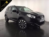 2014 Nissan Qashqai+2, 7 seater as new - 17k miles