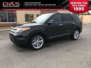 2013 Ford Explorer XLT AWD NAVIGATION/PANORAMIC ROOF/LEATHER/7 P