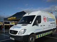 MOBILE COMMERCIAL TYRE FITTER