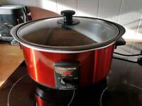 Slow cooker 2ltr AS NEW
