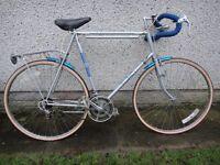 Sun GT 10 vintage retro Road bike 27 inch wheels, 10 gears, 25.5 inch frame
