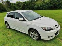 Mazda, 3, Hatchback, 2008, Manual, 1998 (cc), 5 doors