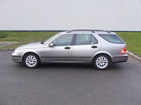 Saab 9-5 2005 Front Driver Door