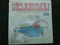 Rare vinyl lp olkahoma film music