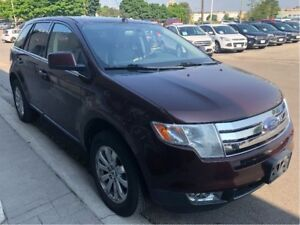 2009 Ford Edge Limited|Leather|Sunroof!!