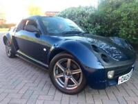 Smart Roadster Coupe Targa Service History Long Mot Excellent Mpg 50+ Cheap To Insure