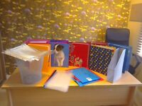 Ring Binders, Filing Wallets and Office Items