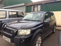 Freelander sport td4 - 3 door - good condition - mot until March 2018 -