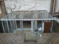conservatory lean to