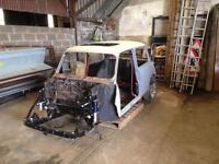 Watson Rally Mini Conversion Project