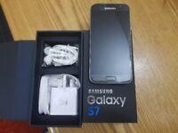 Samsung Galaxy S7 - 32GB - black (Unlocked) Smartphone