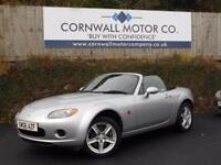 MAZDA MX-5 1.8 I 2d 125 BHP GREAT HISTORY WITH RECENT SERVICE (silver) 2006