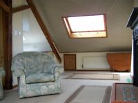 Sunny - Unfurnished, part-furnished 2 Bed Loft Flat - Stoke - Haddington Road. PL2 1RW