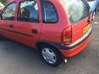 Vauxhall corsa very cheap £285ono 5door