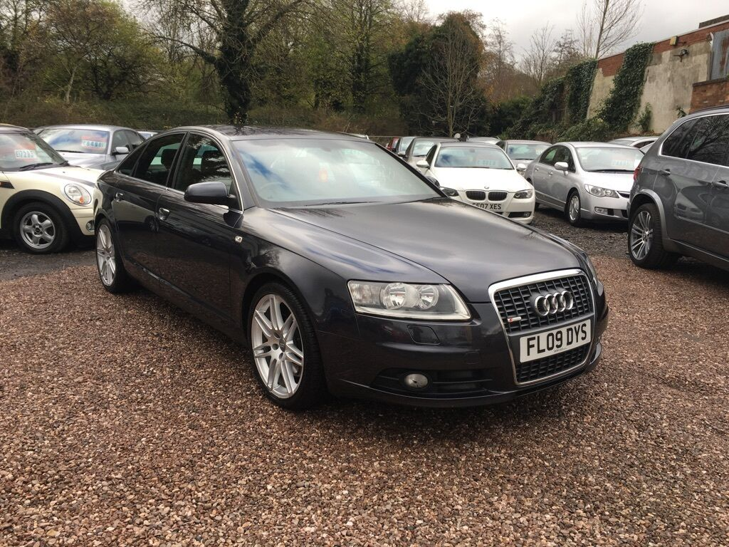 audi a6 saloon 3 0 tdi le mans quattro 4dr auto grey 2009 in stourbridge west midlands. Black Bedroom Furniture Sets. Home Design Ideas