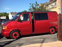 **(PRICE DROPPED)**Vw T4 camper/dayvan
