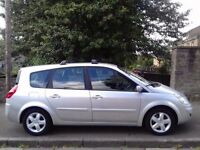 Renault Grand Scenic 1.6 2007 (07)**7Seater**Full Years MOT**Great Family Car**ONLY £1695