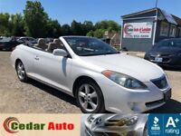2005 Toyota Camry Solara SLE - Leather - Convertible London Ontario Preview