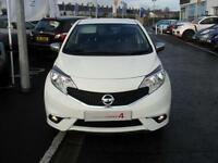 Nissan Note N-TEC (white) 2016-02-29