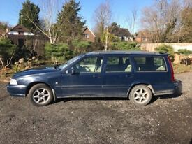 Car Volvo for sale-Tow away