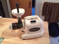 Samson 9001 Gear Juicer