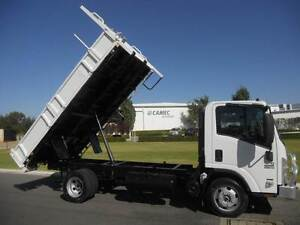 Isuzu NPR 300 Automatic Tipper . Tiptruck Welshpool Canning Area Preview