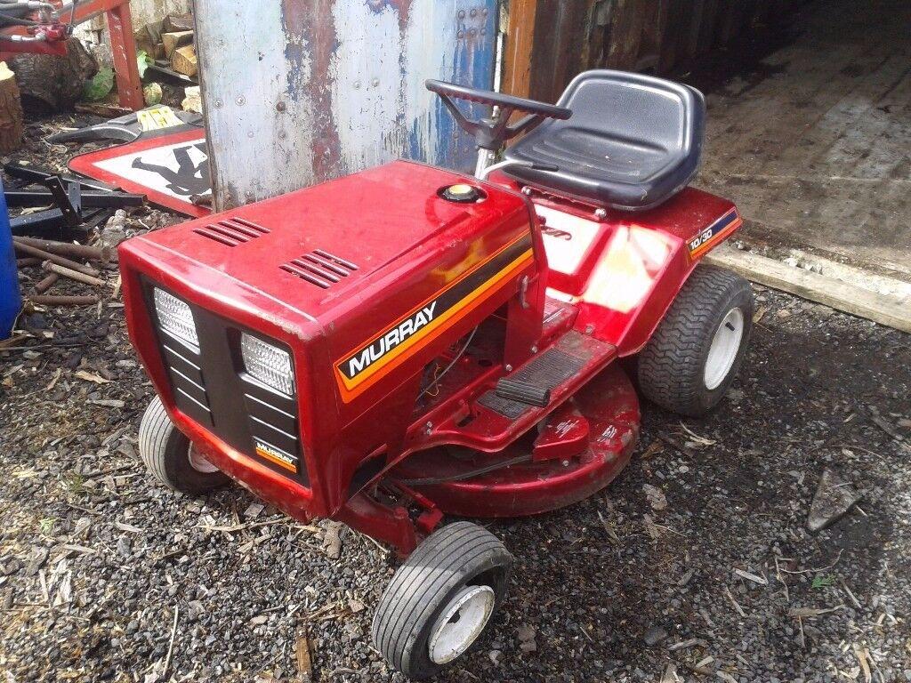 Murray 10 30 Ride On Lawn Mower In Balloch West