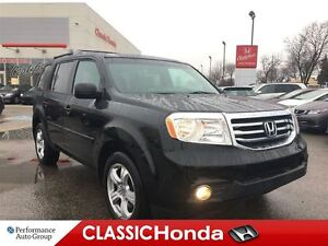 2012 Honda Pilot EX-L | ONE OWNER | LEATHER | REAR CAM | HTD SEA