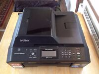 Brother All-in-one Wireless A3/A4 printer, scanner, copier