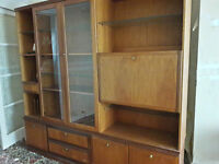 Display Cabinet Solid Oak Wood * Reduced Price**