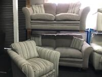NEW / EX DISPLAY John Lewis Malo 3 + 2 + 1 Seater Sofas