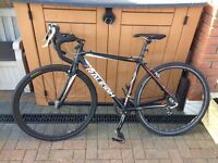 Raleigh airlite x cyclocross bike