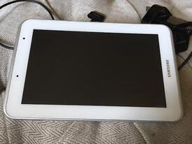 """Samsung Galaxy Tab 2.0 8gb 7"""" tablet"""