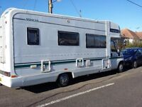 FIAT MOHICAN 2.5 MOTOR HOME 5 BERTH