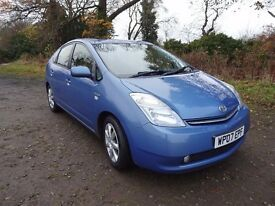 07 Toyota Prius T4 Hybrid automatic, two previous owners, full service history
