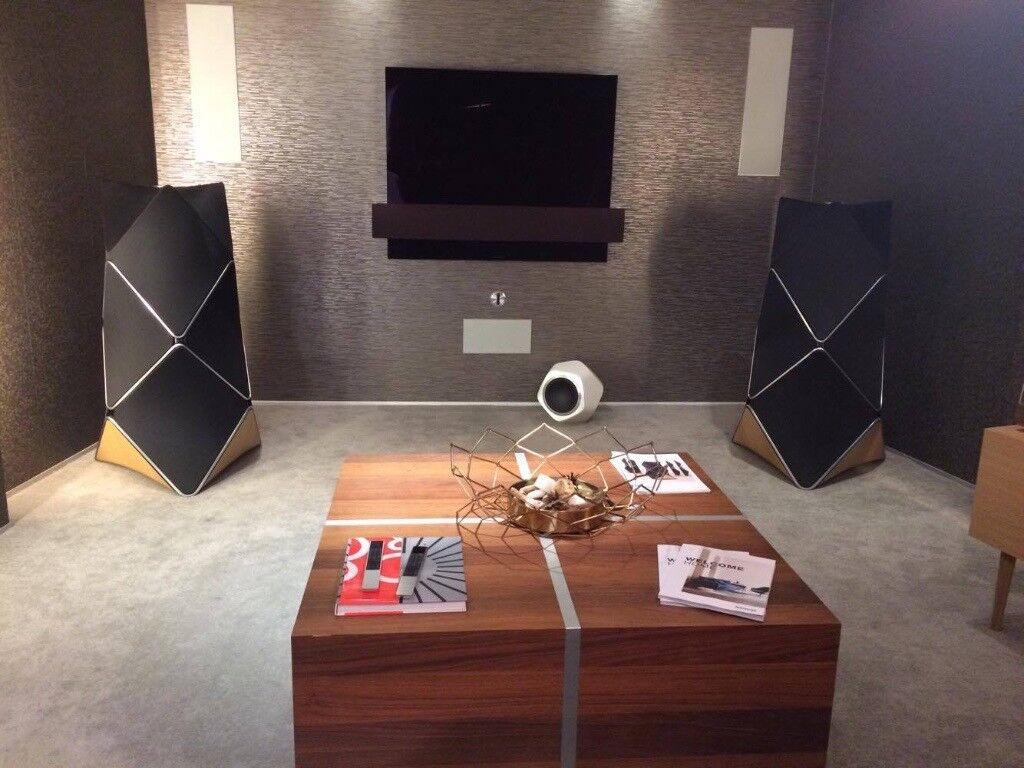 Bang & Olufsen BeoLab 90 - the ultimate speaker system